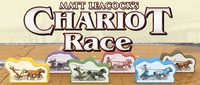 Board Game Accessory: Chariot Race: Wooden Meeples