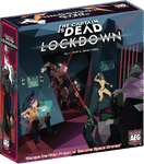 Board Game: The Captain Is Dead: Lockdown