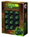 Board Game Accessory: Secrets of the Lost Tomb: Epic Upgrade Dice