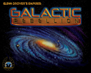 Board Game: Glenn Drover's Empires: Galactic Rebellion