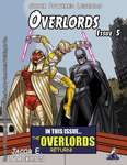 RPG Item: Super Powered Legends: Overlords Issue 5