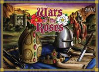 Board Game: Wars of the Roses: Lancaster vs. York
