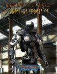 RPG Item: Gravity Age: Creature Update 01