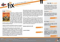 Issue: Le Fix (Issue 11 - May 2011)