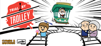 Thumbnail for Trial by Trolley