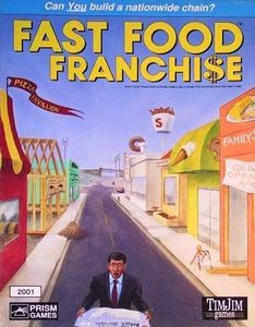 Fast Food Franchise Cover Artwork