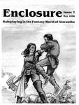 Issue: Enclosure (Issue 2)