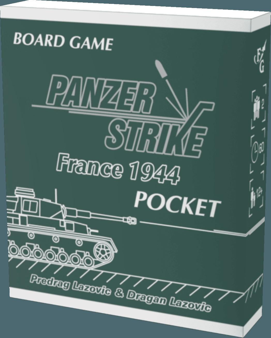 Panzer Strike: France 1944 – Pocket