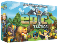 Board Game: Tiny Epic Tactics: Deluxe Edition