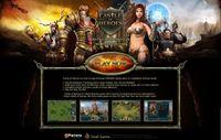 Video Game: Castle of Heroes