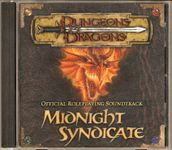 RPG Item: Dungeons & Dragons Official Roleplaying Soundtrack