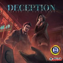 Deception: Murder in Hong Kong best price free shipping