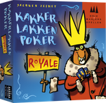 Board Game: Cockroach Poker Royal