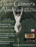 Issue: Poor Gamer's Almanac (Vol II, Issue 6 - Sep 2005)