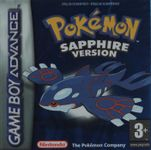 Video Game: Pokémon Ruby and Sapphire