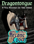 RPG Item: Dragontongue