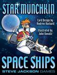 Board Game: Star Munchkin: Space Ships