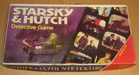 Board Game: Starsky and Hutch Detective Game
