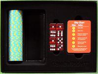 Board Game: Combo King