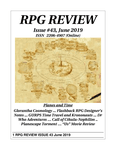 Issue: RPG Review (Issue 43 - June 2019)