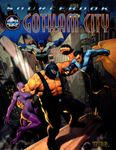 RPG Item: Gotham City Sourcebook