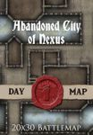 RPG Item: Abandoned City of Nexus (Day)