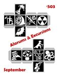 Issue: Alarums & Excursions (Issue 503 - Sep 2017)