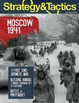 Board Game: Moscow: The Advance of Army Group Center, Autumn 1941