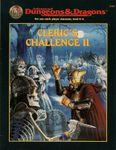 RPG Item: HHQ8: Cleric's Challenge II