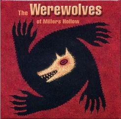Werewolves of Millers Hollow boardgame