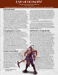 RPG Item: End of Economy