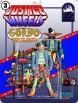 RPG Item: Justice Wheels 03: Gordo the Clown (Supers! Revised)