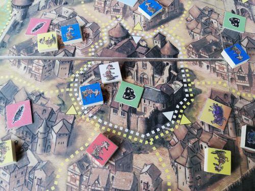 Board Game: The Black Rat