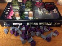 Board Game Accessory: Agents of Mayhem: Terrain Upgrade Pack