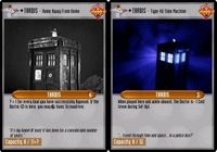 Board Game: Unauthorized Dr. Who CCG