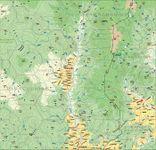 RPG Item: Atlas Hârnica Map E6
