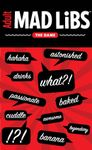 Board Game: Adult Mad Libs: The Game