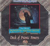 RPG Item: Deck of Psionic Powers