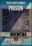 RPG Item: Battlemaps by MikWewa: Prison