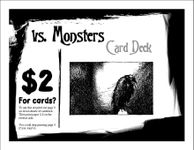 RPG Item: vs. Monsters Card Deck