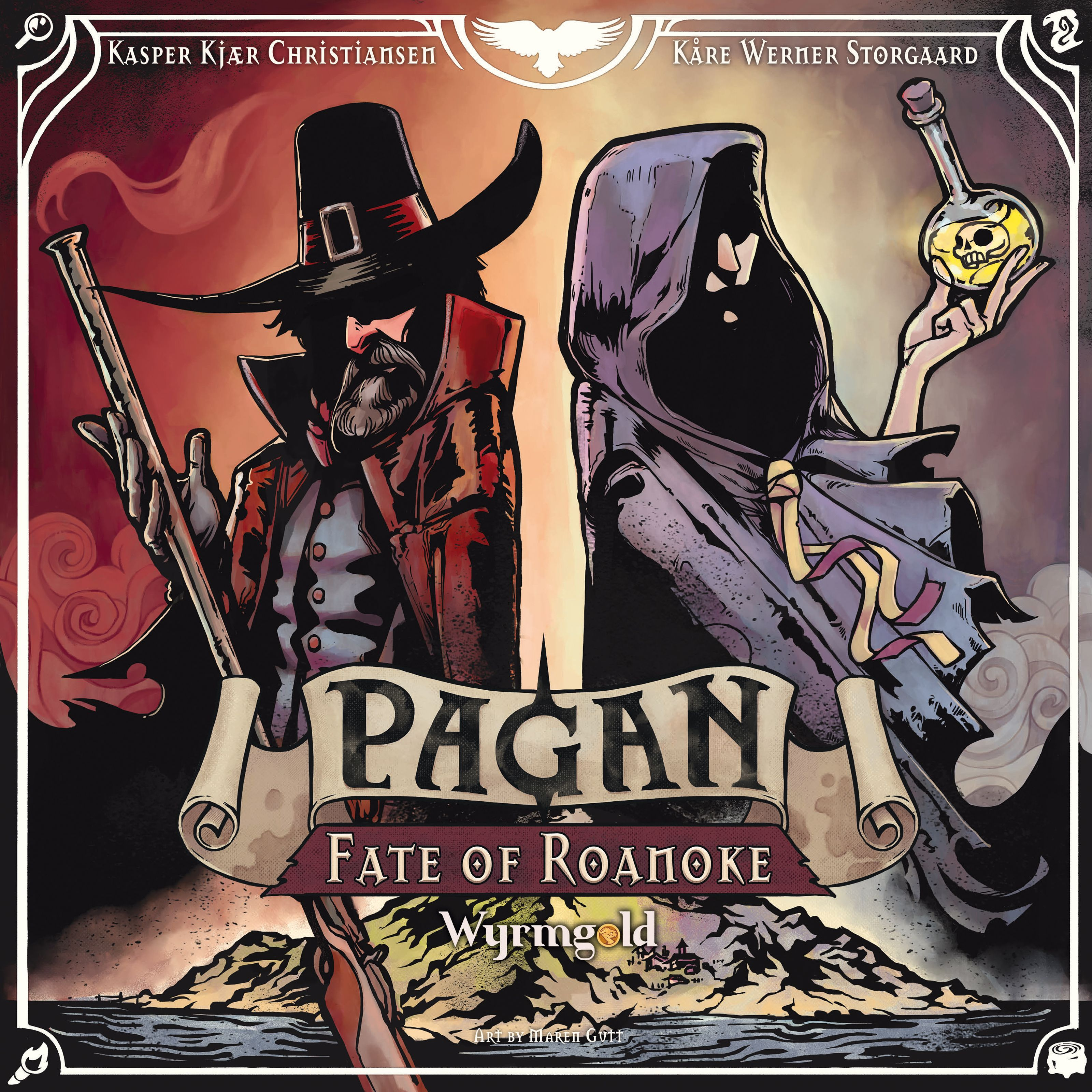 Pagan: Fate of Roanoke