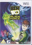 Video Game: Ben 10: Alien Force