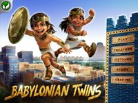 Video Game: Babylonian Twins