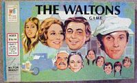 Board Game: The Waltons Game