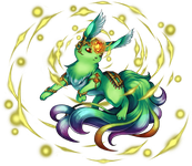 Character: Carbuncle