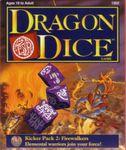 Board Game: Dragon Dice: Kicker Pack 2 – Firewalkers