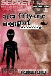 RPG Item: Secret Files Volume 2: Area Fifty-One Technical Briefing