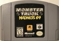Video Game: Monster Truck Madness 2