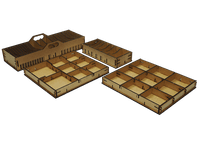 Board Game Accessory: Arkham Horror (Third Edition): e-Raptor Insert