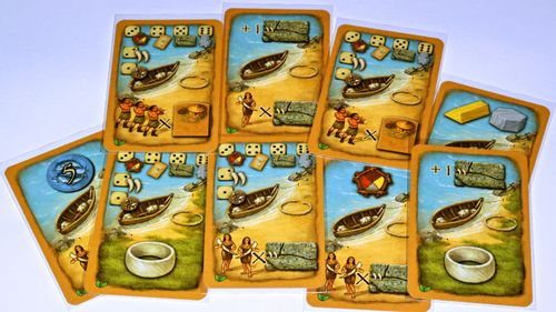 Board Game: Stone Age: The Expansion